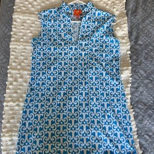 Jude Connolly Geometric Printed Dress - NWOT